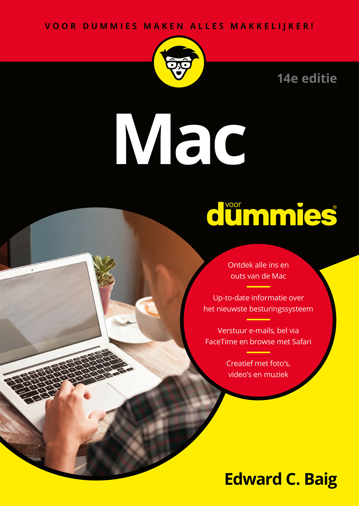 Cover Mac voor Dummies
