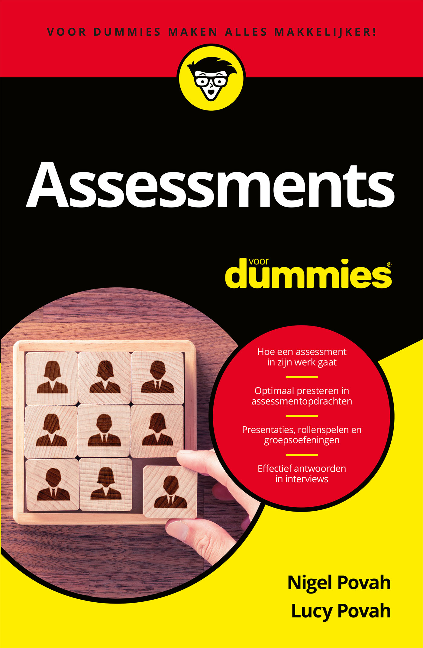Cover Assessments voor Dummies