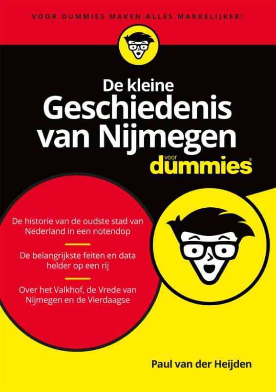 Cover De kleine geschiedenis van Nijmegen voor Dummies