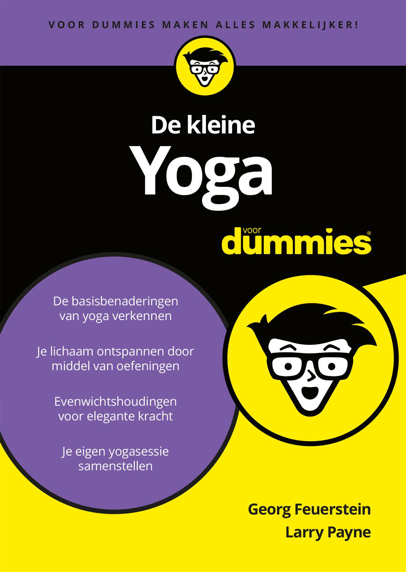 Cover De kleine Yoga voor Dummies
