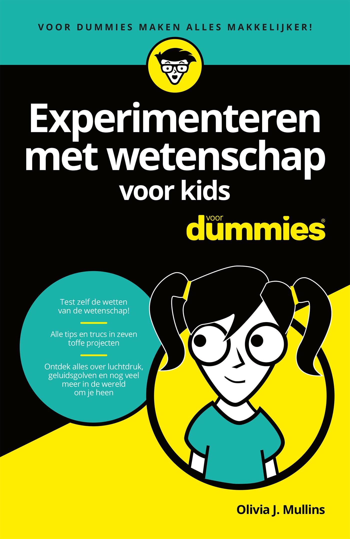 Cover Experimenteren met wetenschap voor kids voor Dummies
