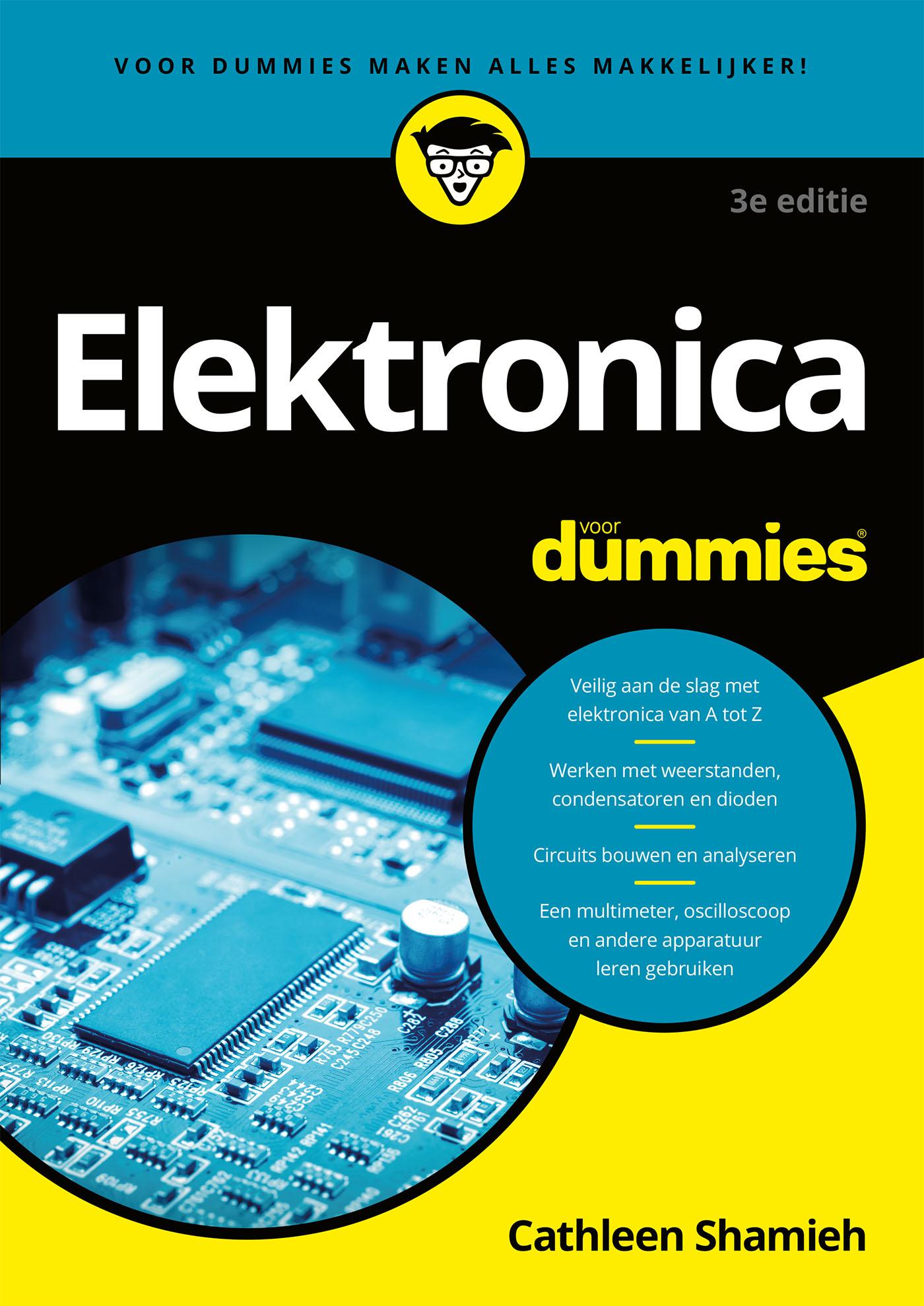 Cover Elektronica voor Dummie