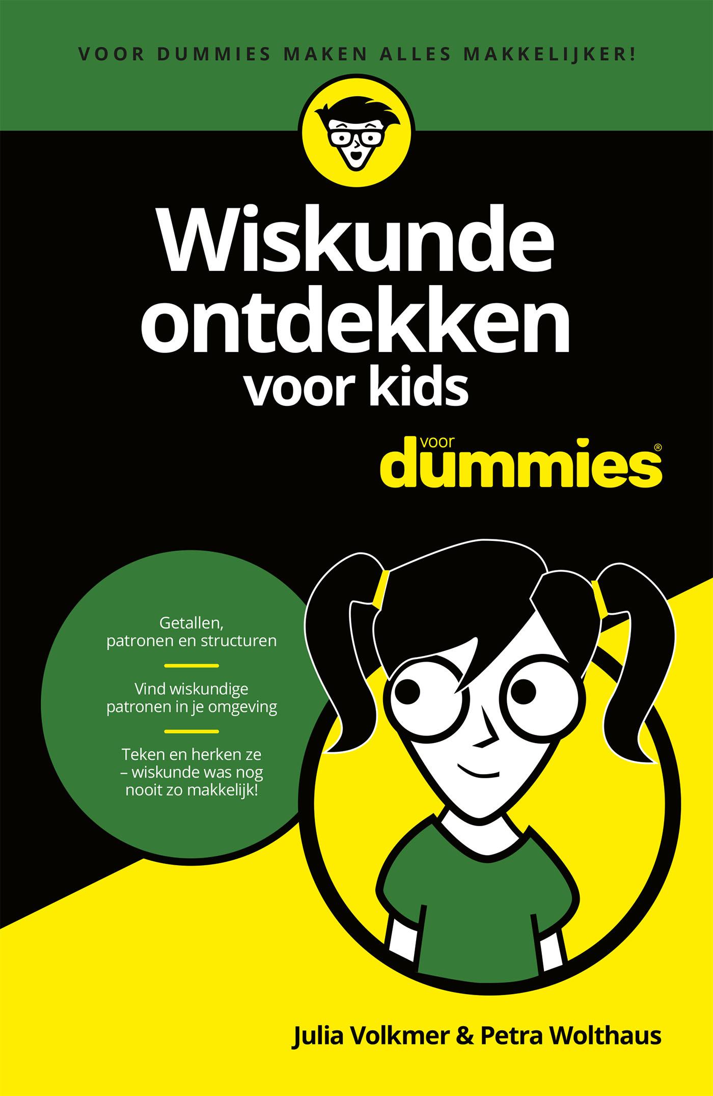 Cover Wiskunde ontdekken voor kids voor Dummies