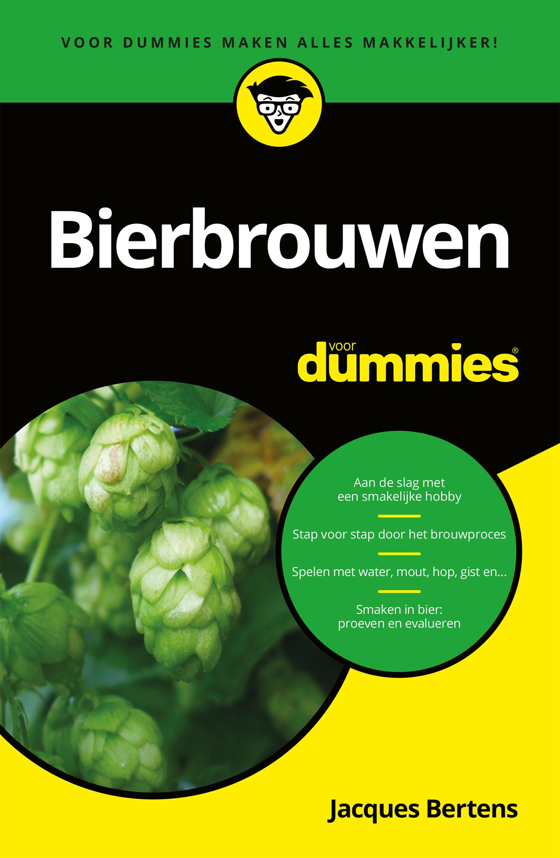Cover Bierbrouwen voor Dummies