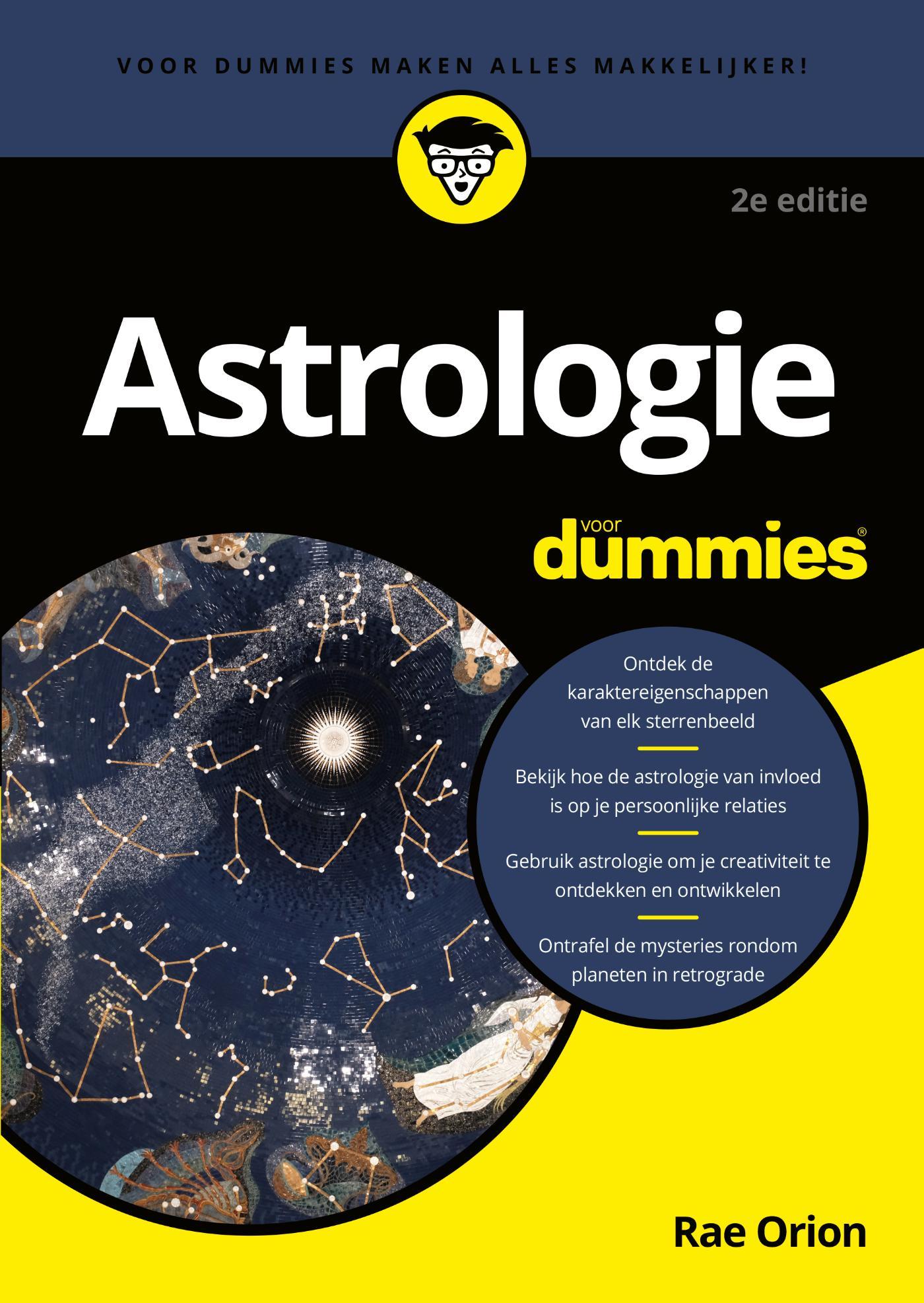 Cover Astrologie voor Dummies