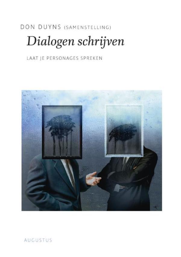 Cover Dialogen schrijven