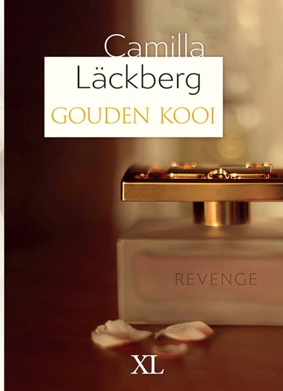 Cover Gouden kooi