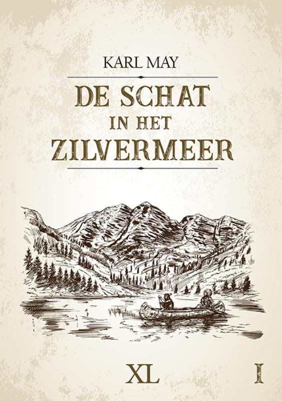 Cover De schat in het zilvermeer - (in 2 banden)