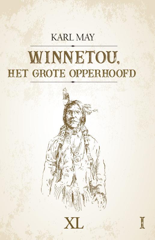 Cover Winnetou, het grote opperhoofd (in 2 banden)