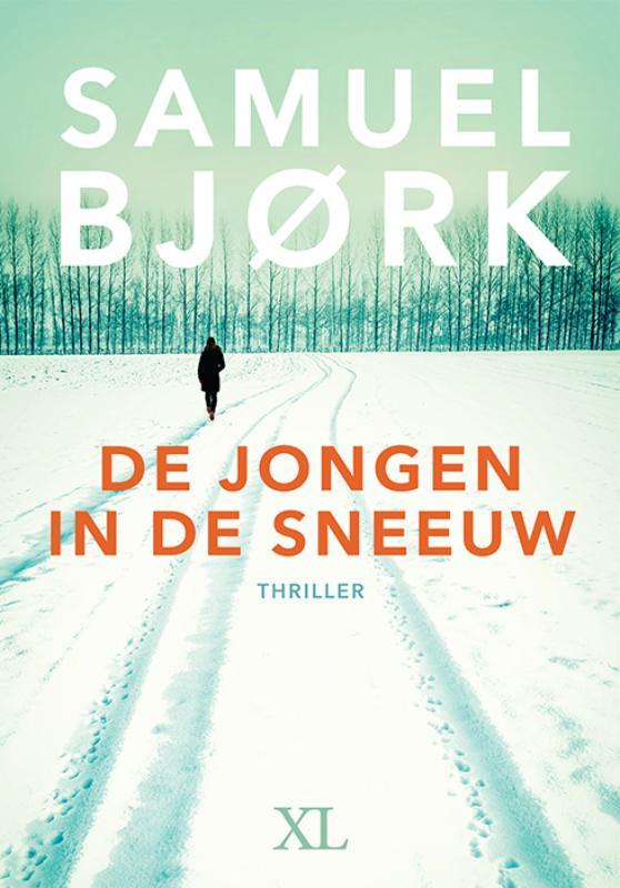 Cover De jongen in de sneeuw