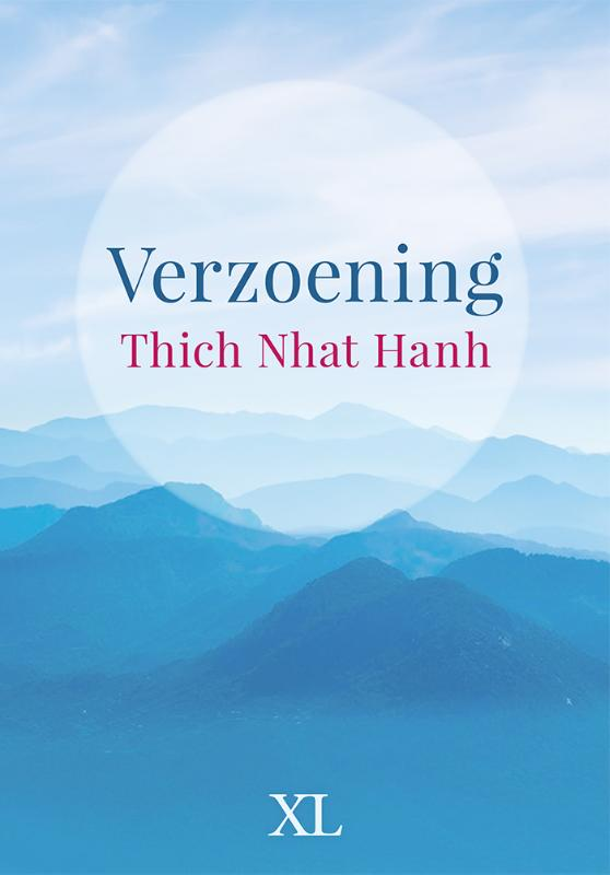 Cover Verzoening - grote letter uitgave
