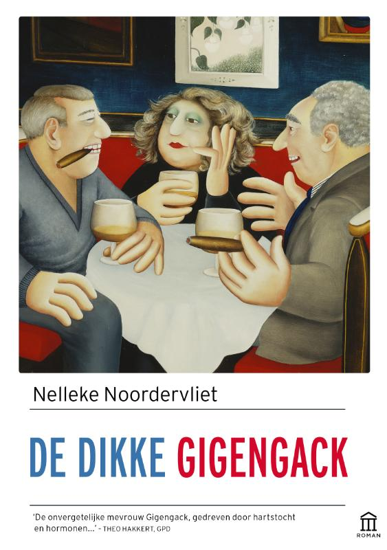 Cover De dikke Gigengack