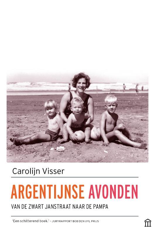 Cover Argentijnse avonden