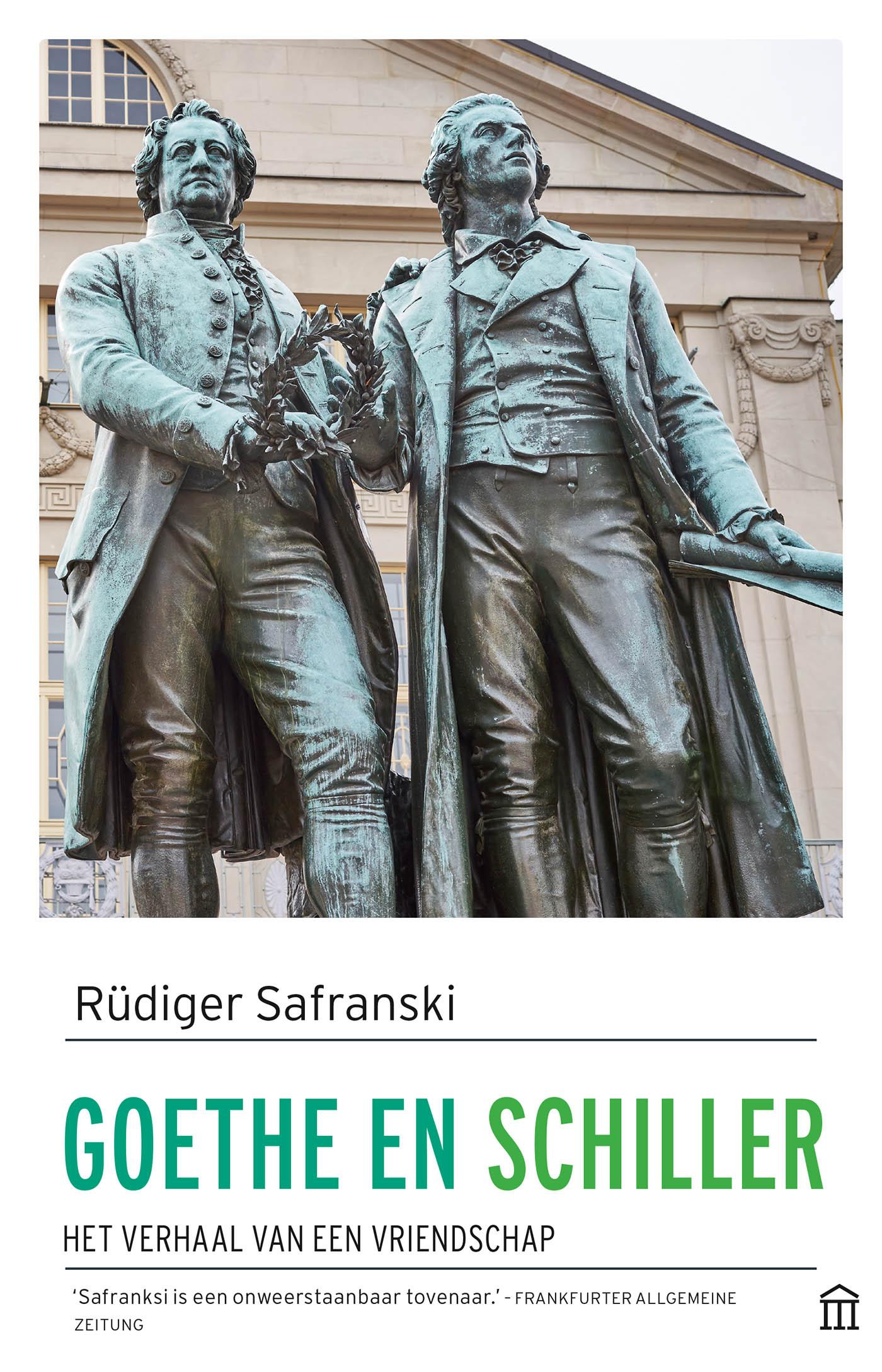 Cover Goethe en Schiller