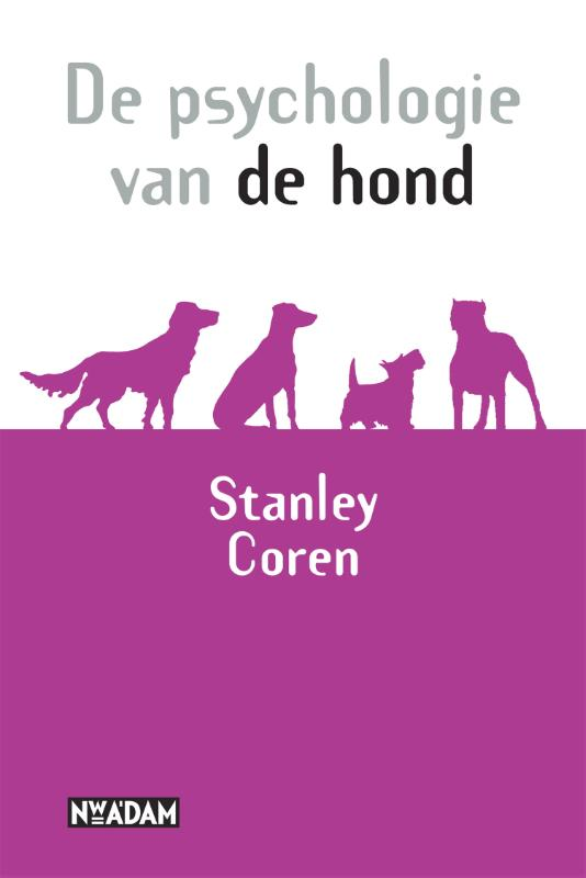 Cover De psychologie van de hond