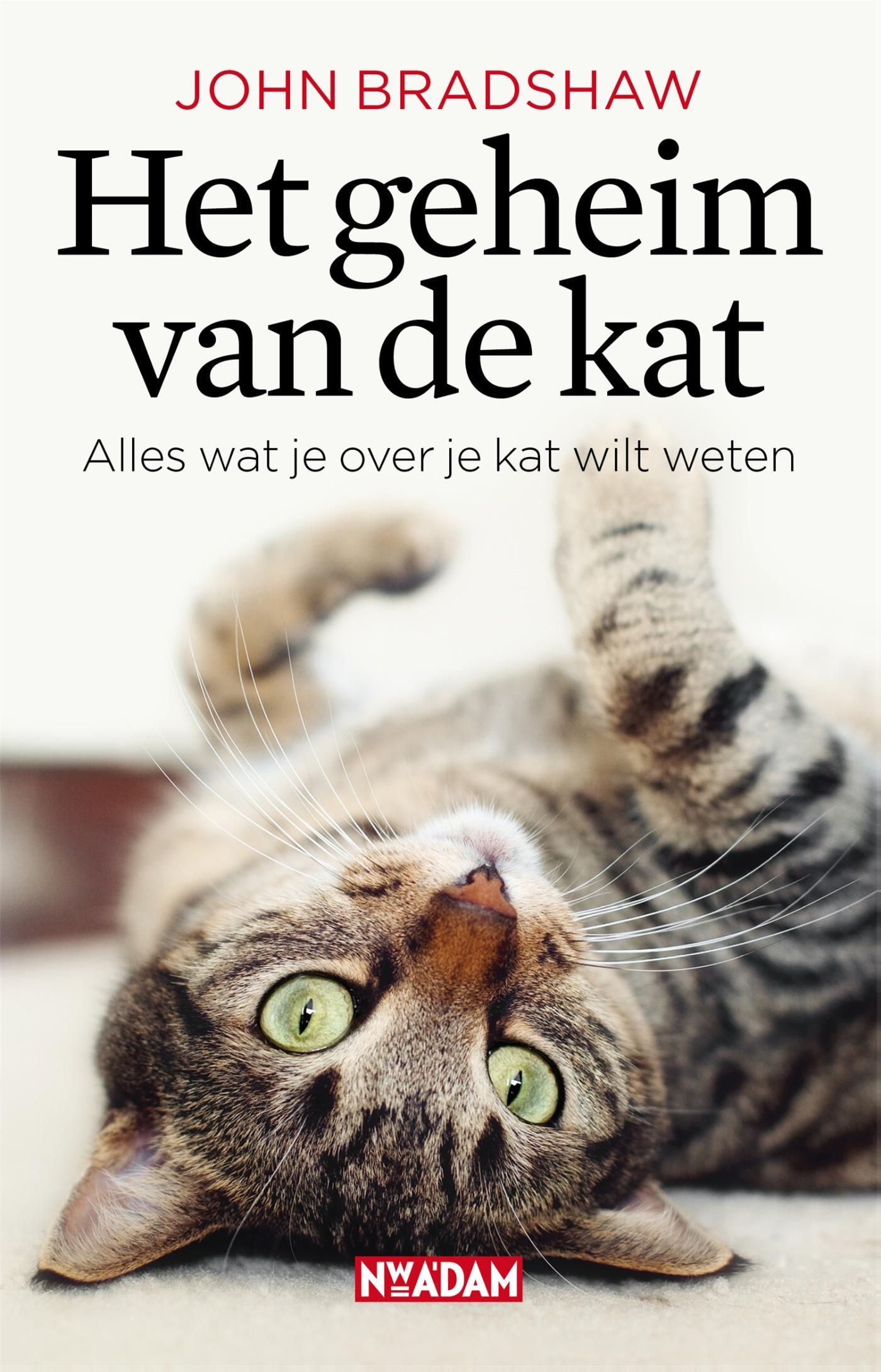 Cover Het geheim van de kat
