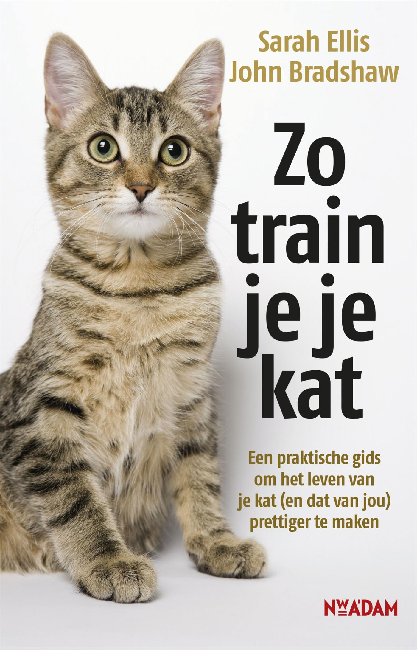 Cover Zo train je je kat