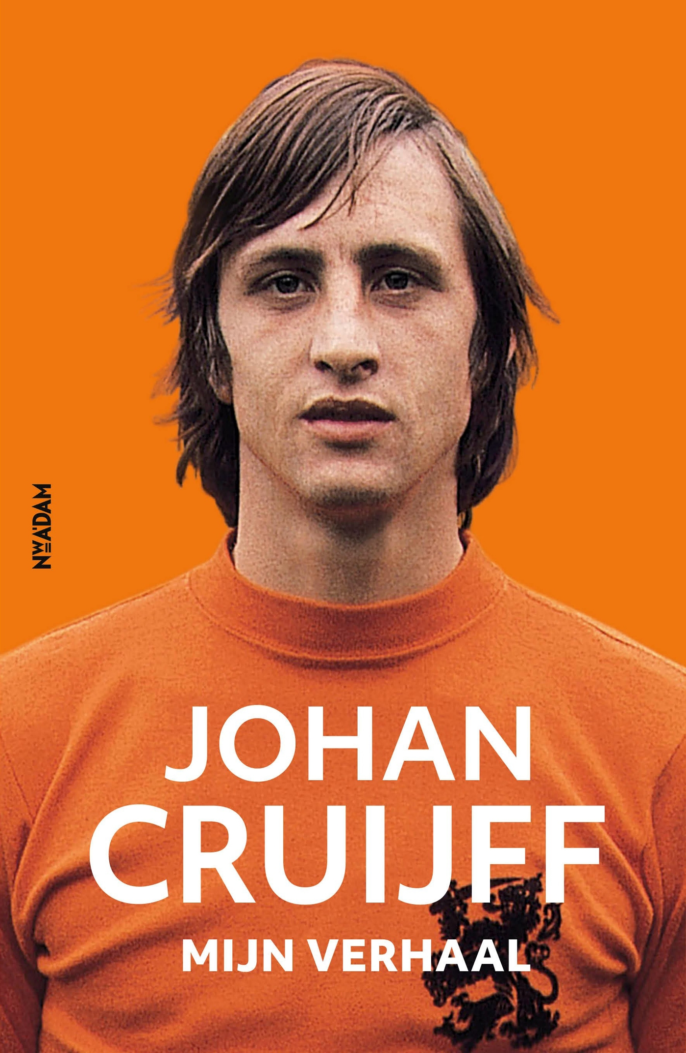 Cover Johan Cruijff - mijn verhaal