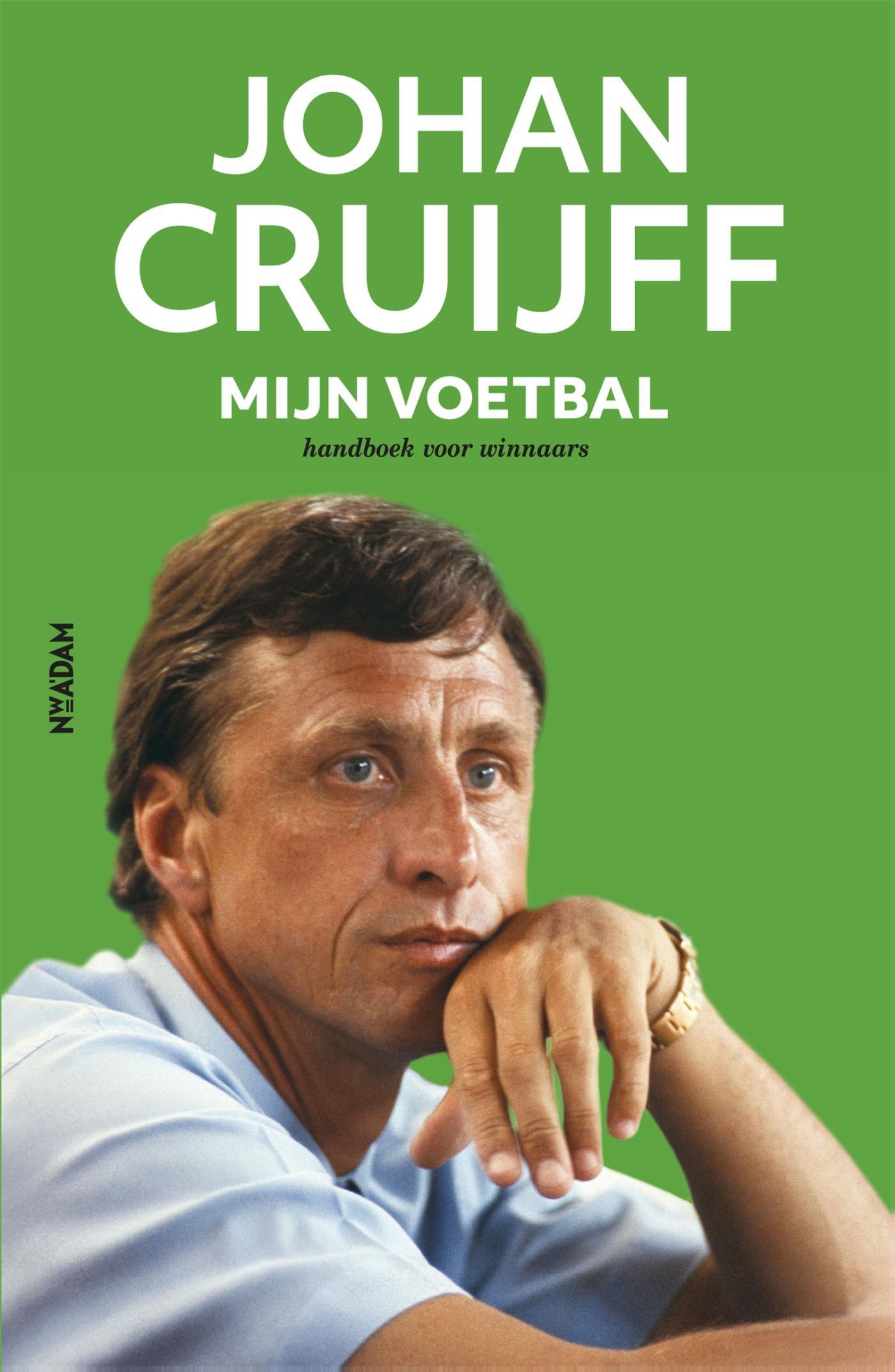 Cover Johan Cruijff - Mijn voetbal