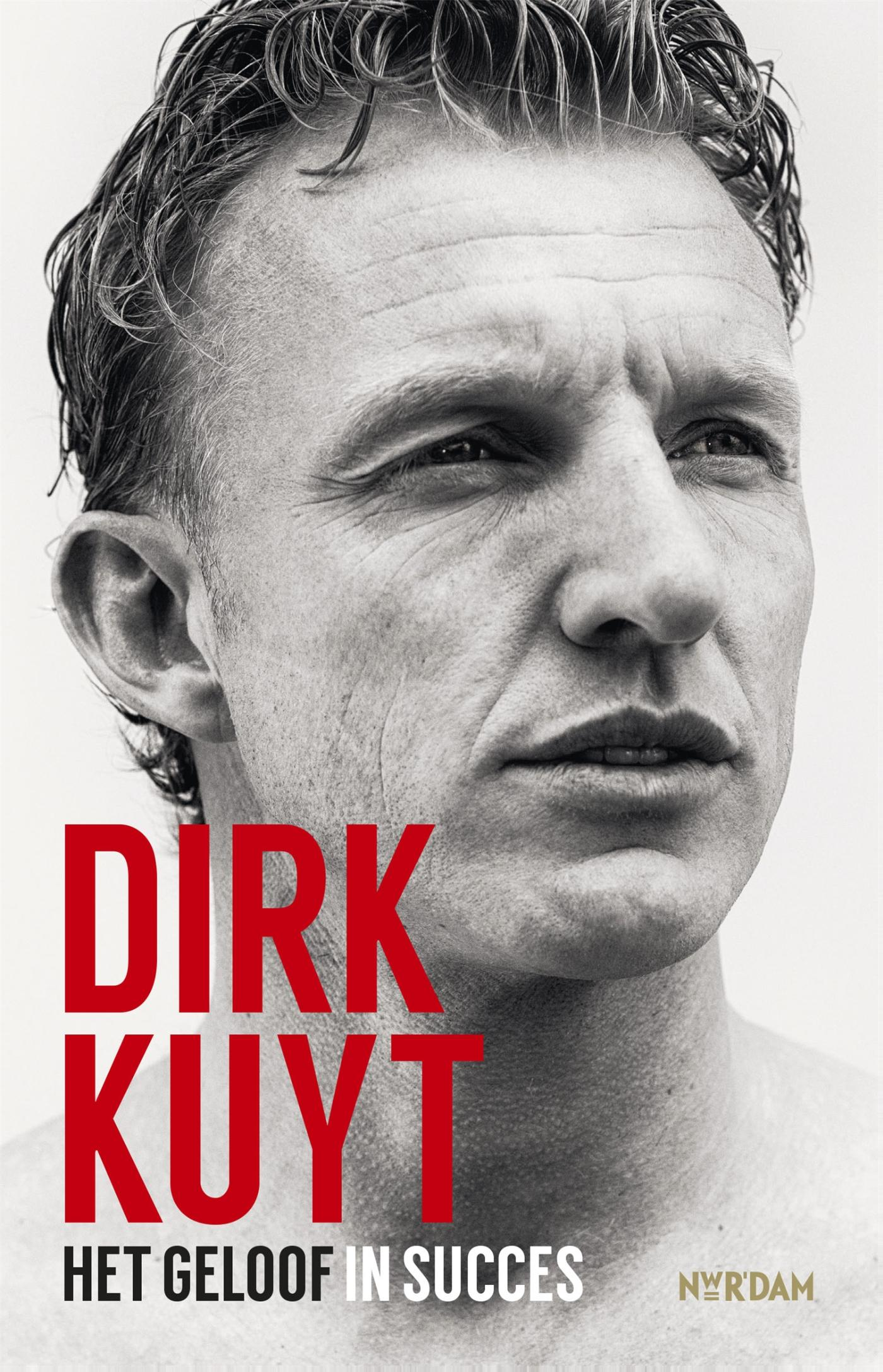 Cover Dirk Kuyt