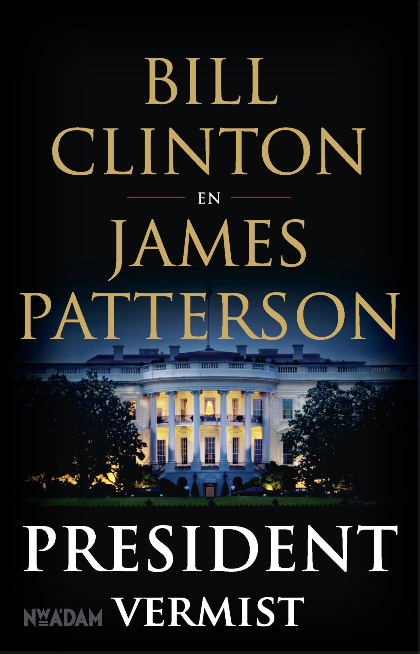 Cover President vermist