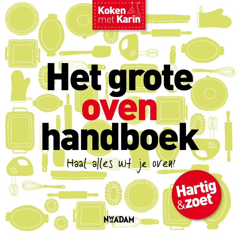 Cover Het grote ovenhandboek