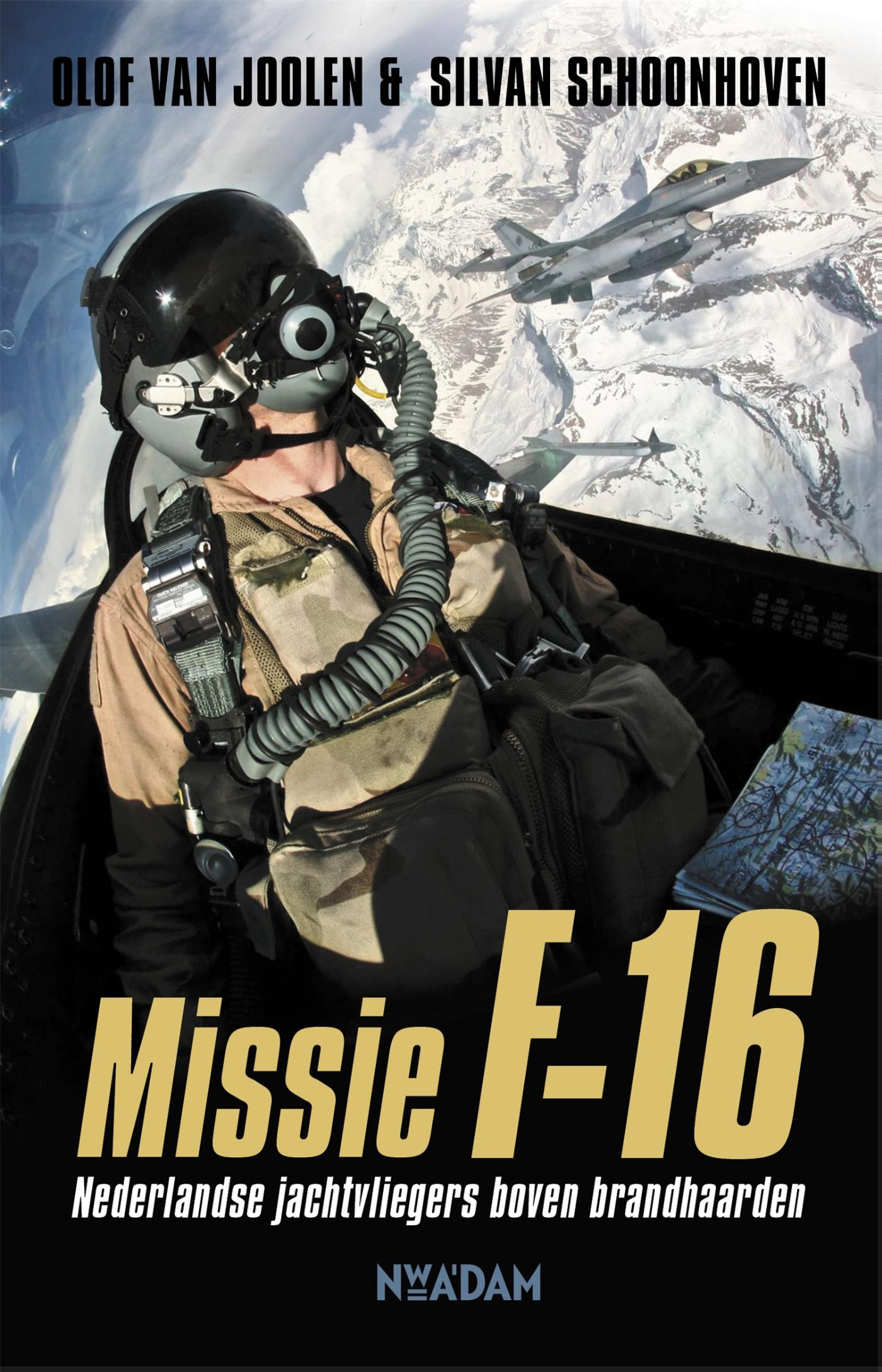 Cover Missie F-16