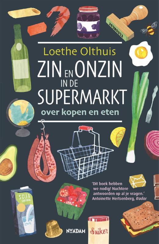 Cover Zin en onzin in de supermarkt