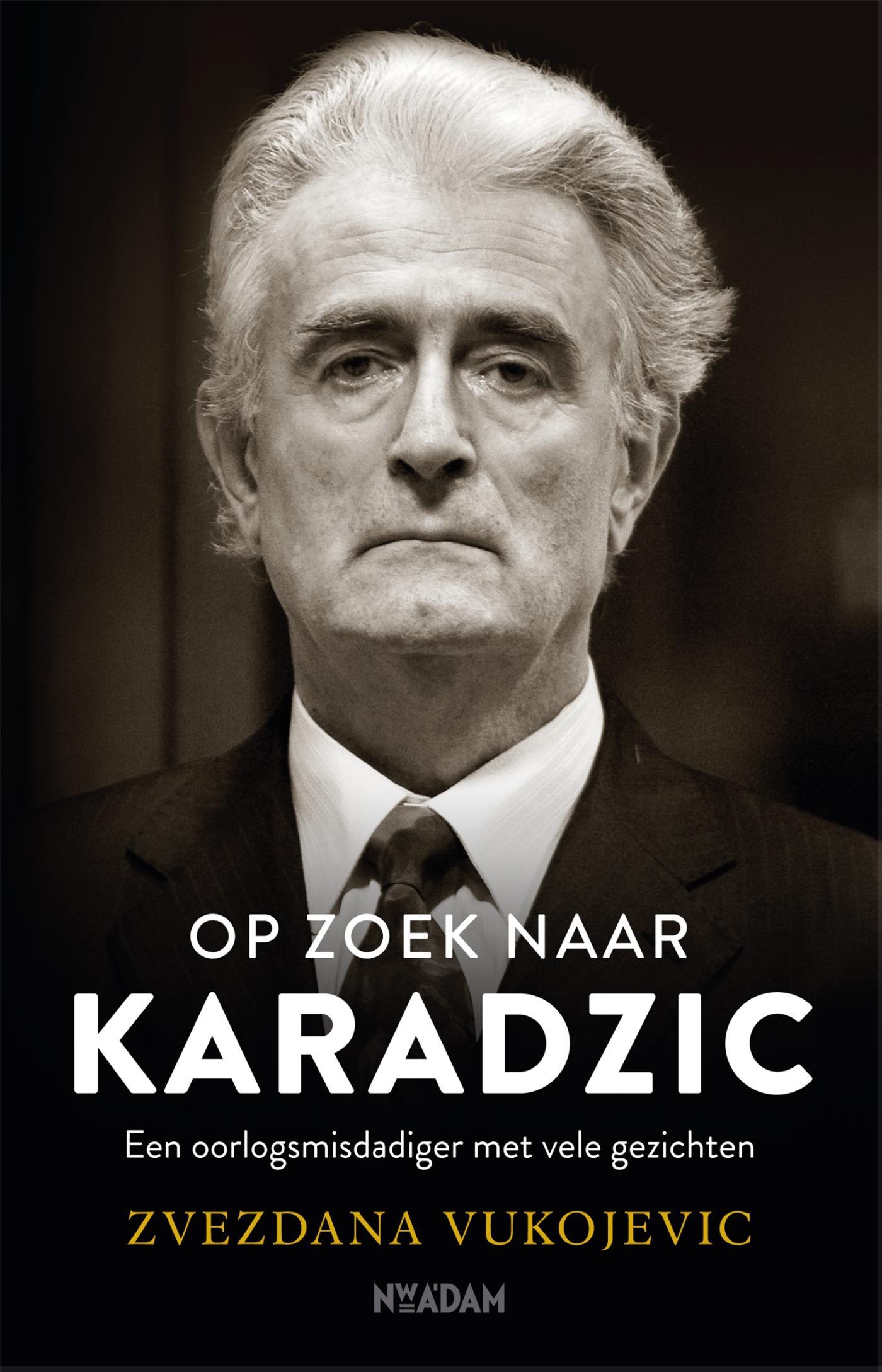 Cover Op zoek naar Karadzic