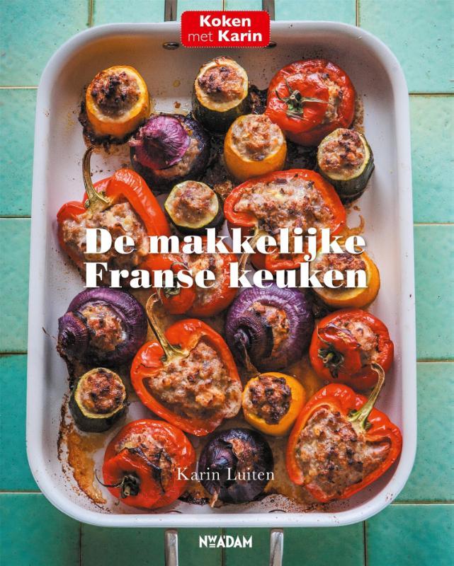 Cover De makkelijke Franse keuken