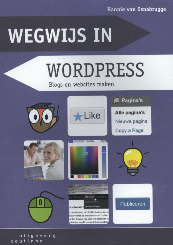 Cover Wegwijs in WordPress