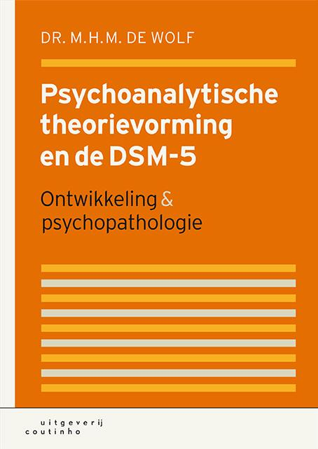 Cover Psychoanalytische theorievorming en de DSM-5