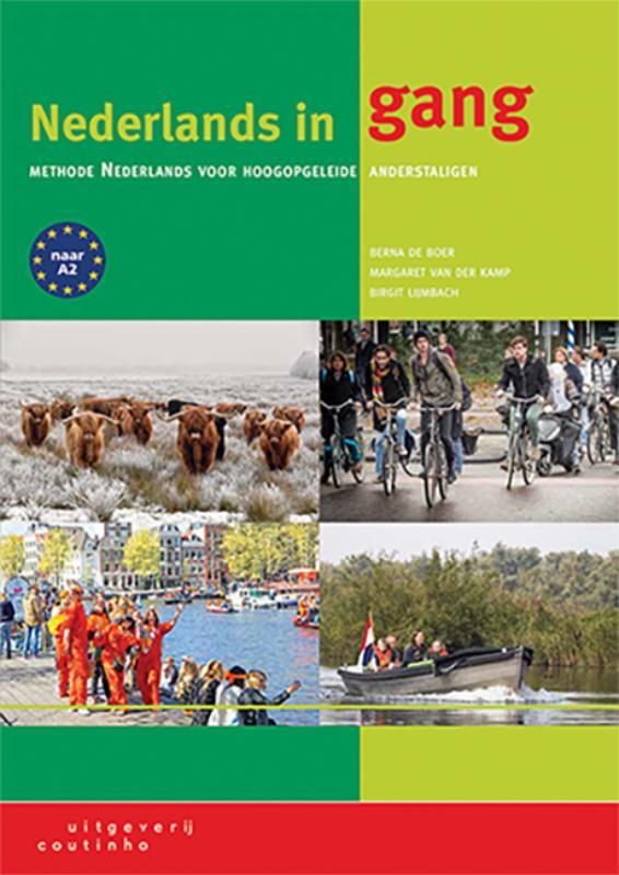 Cover Nederlands in gang