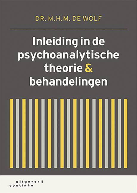 Cover Inleiding in de psychoanalytische theorie & behandelingen