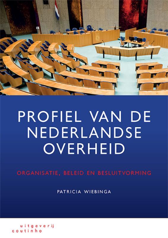 Cover Profiel van de Nederlandse overheid