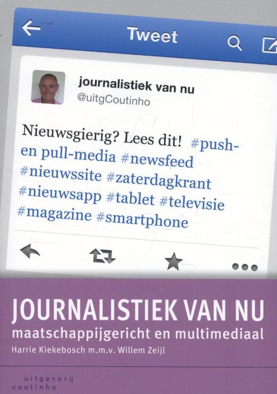 Cover Journalistiek van nu