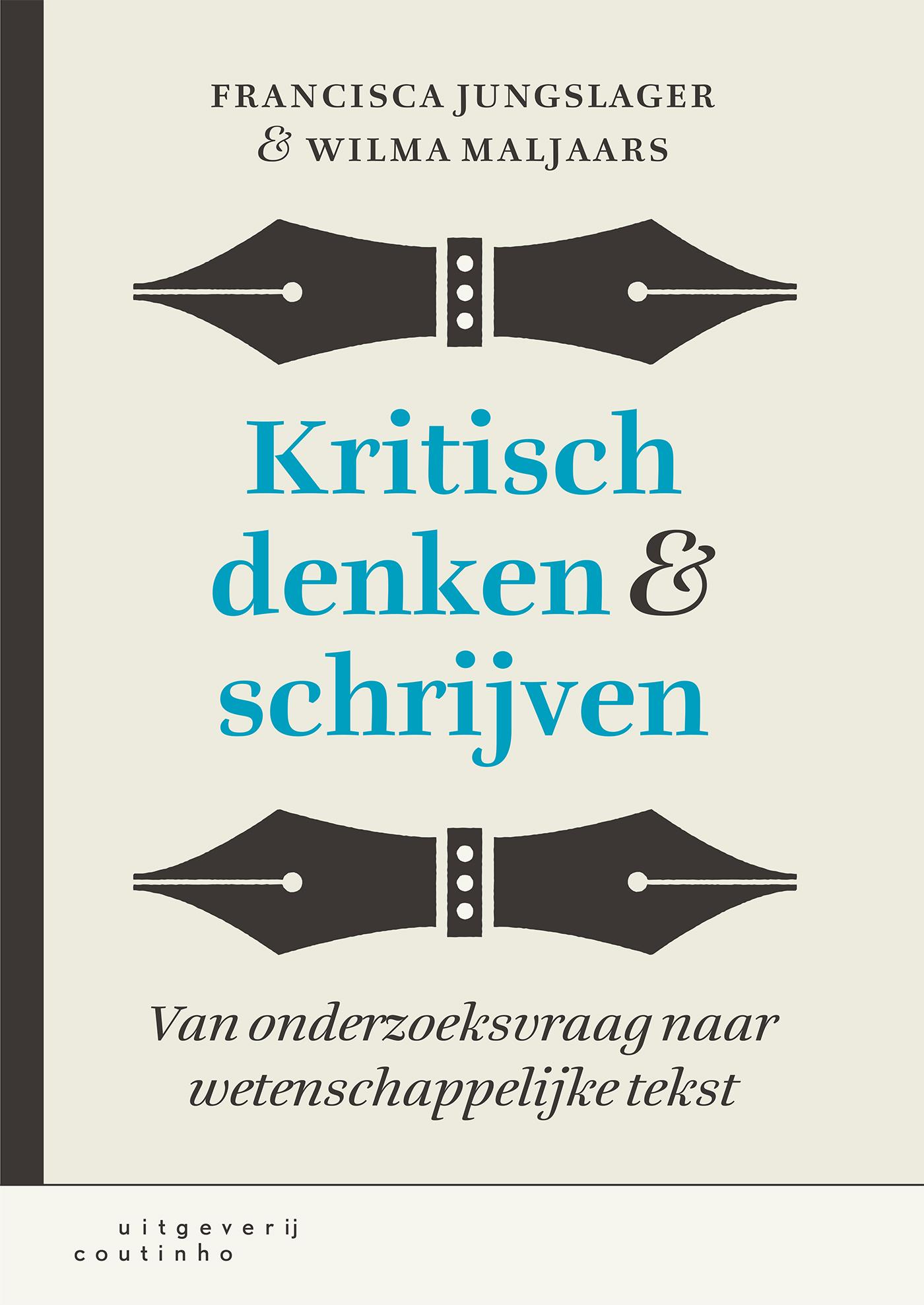Cover Kritisch denken & schrijven
