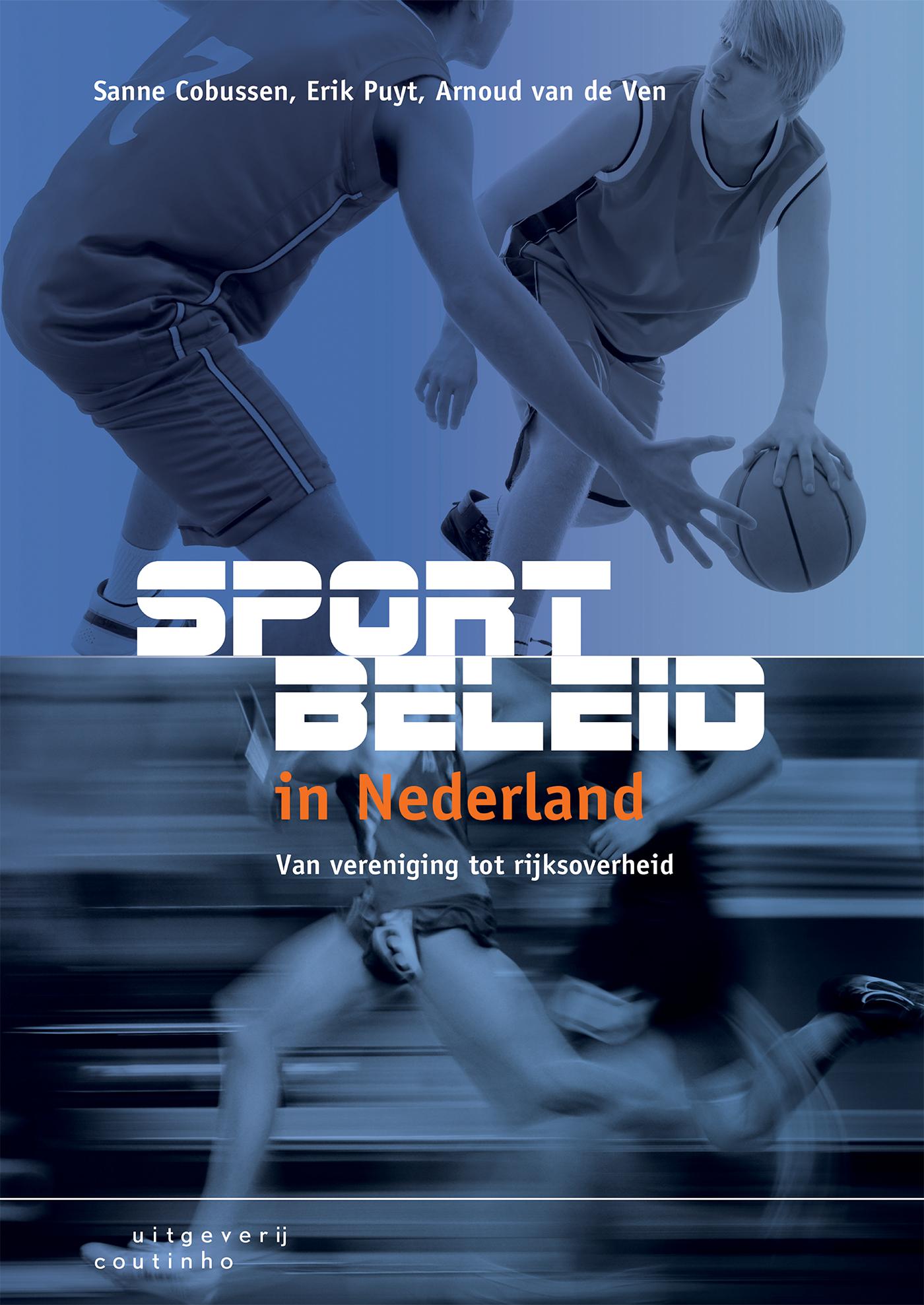Cover Sportbeleid in Nederland