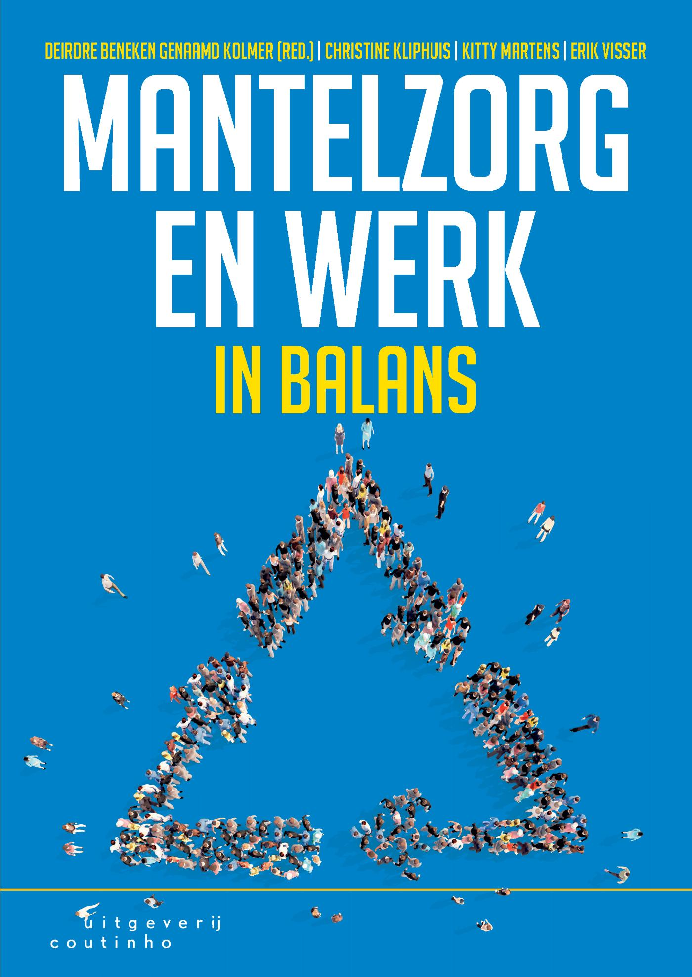 Cover Mantelzorg en werk in balans