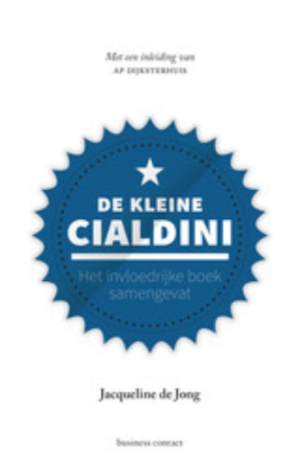 Cover De kleine Cialdini