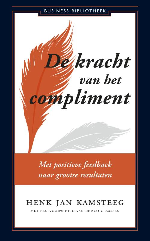 Cover De kracht van het compliment