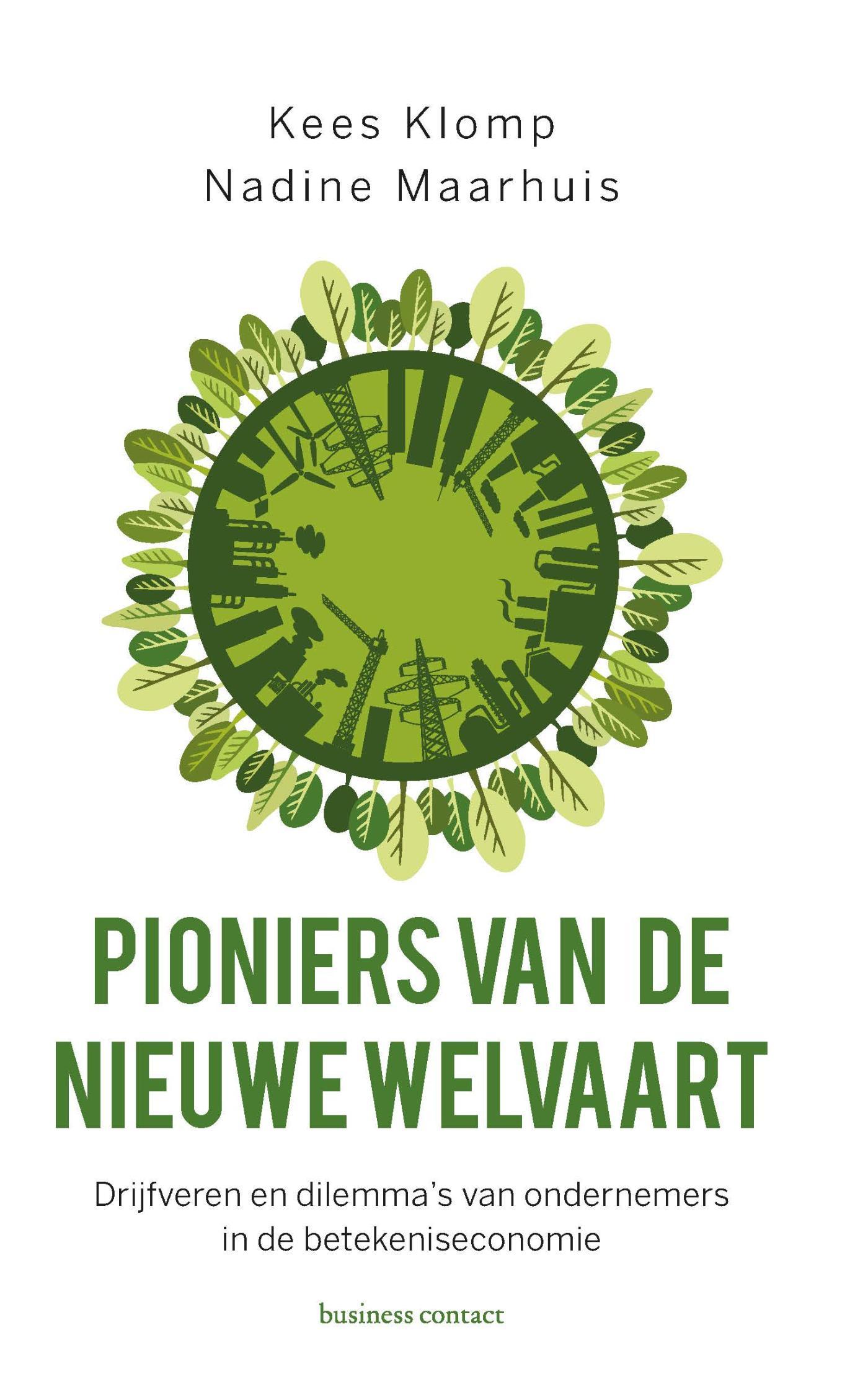 Cover Pioniers van de nieuwe welvaart