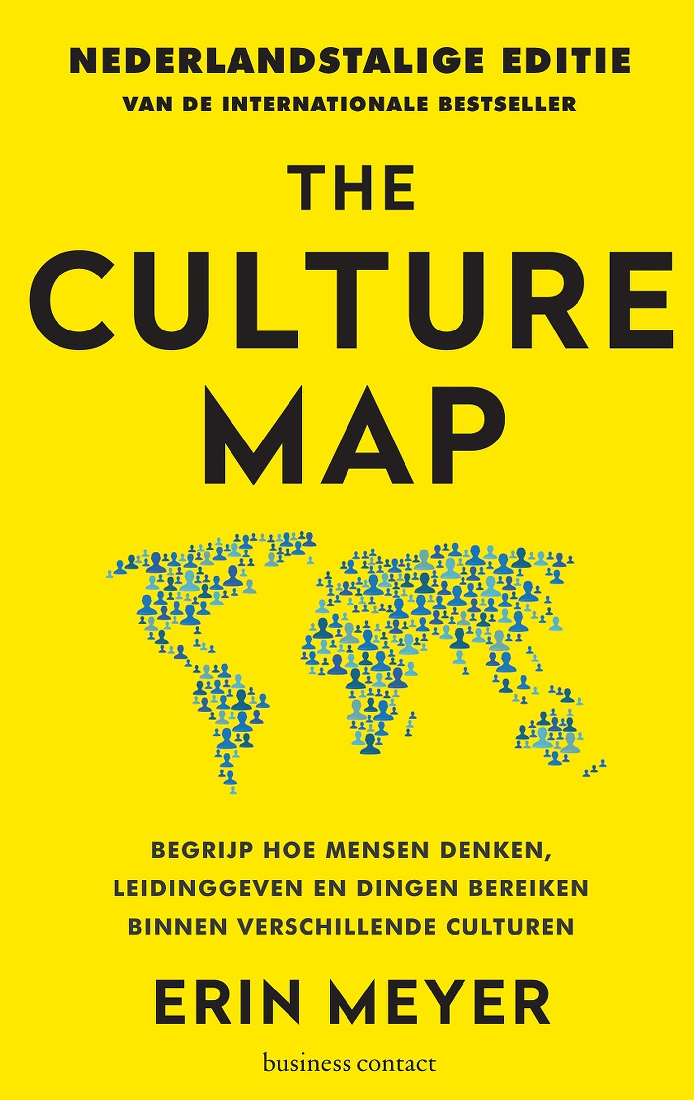Cover The Culture Map