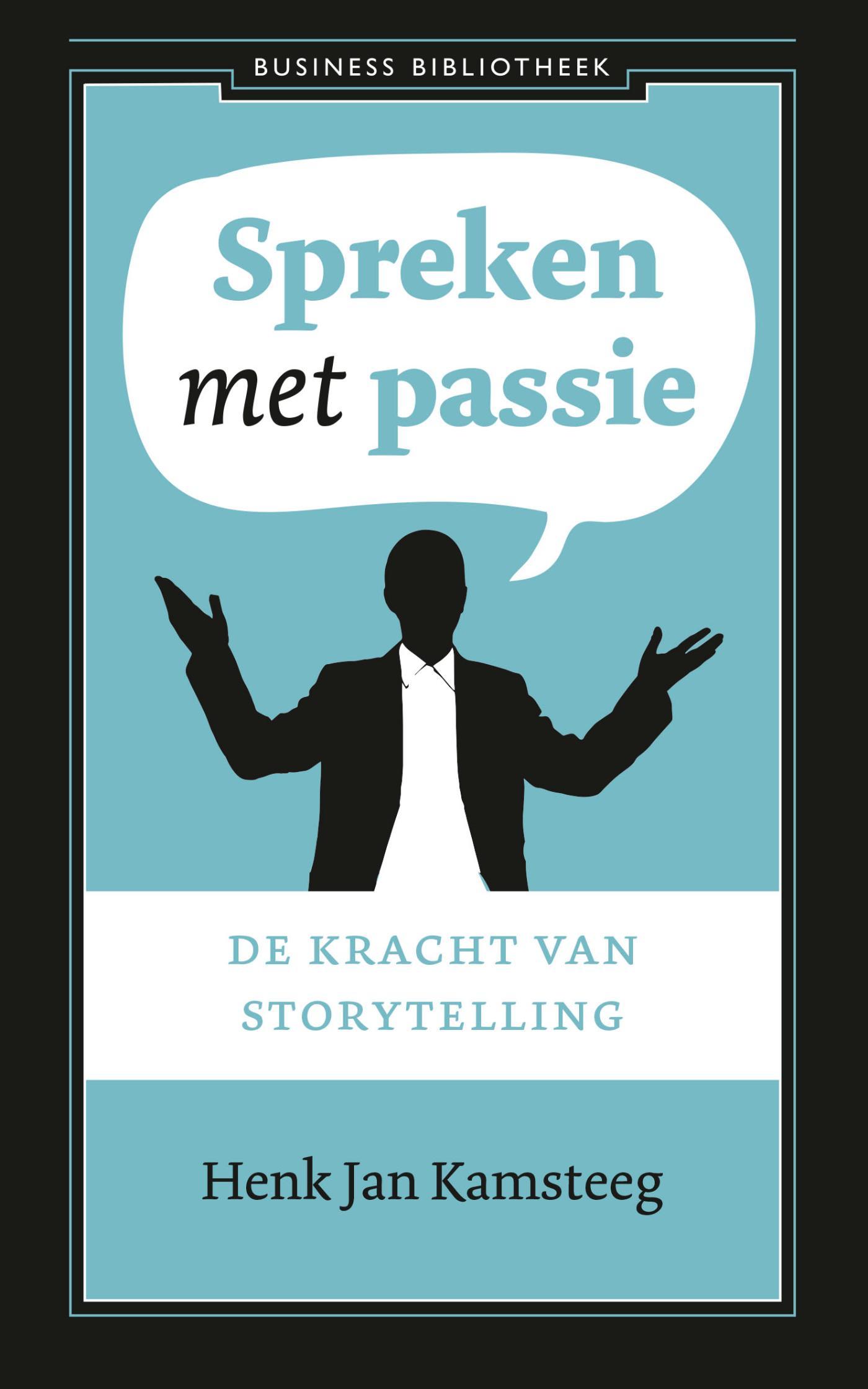 Cover Spreken met passie