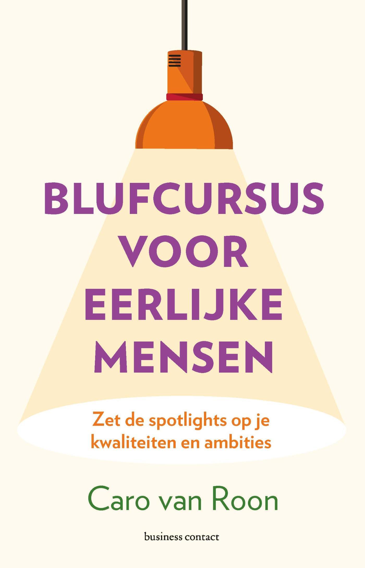 Cover Blufcursus voor eerlijke mensen