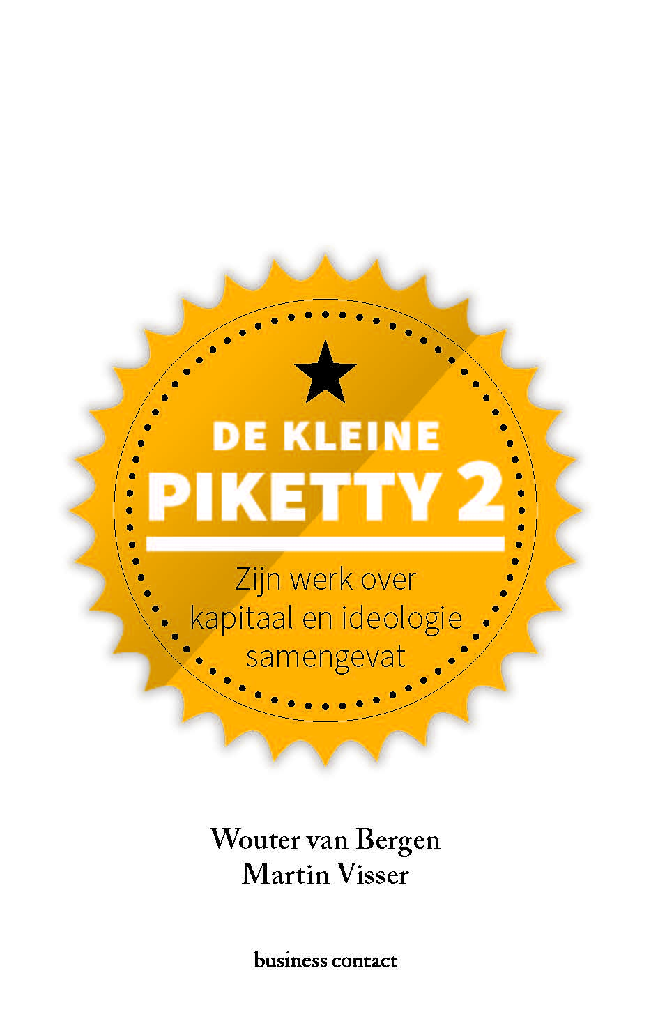 Cover De kleine Piketty 2