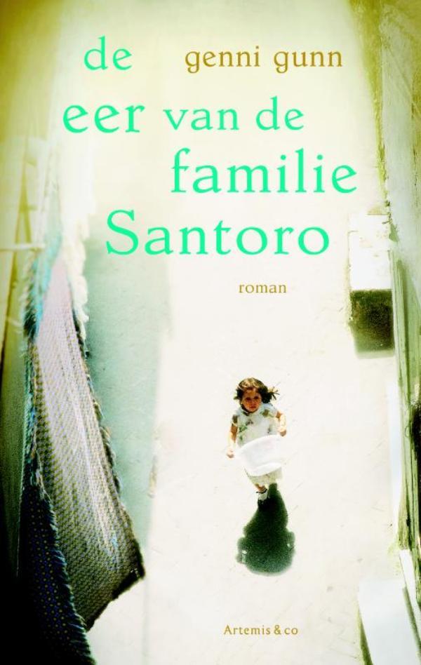 Cover Eer van de familie Santoro