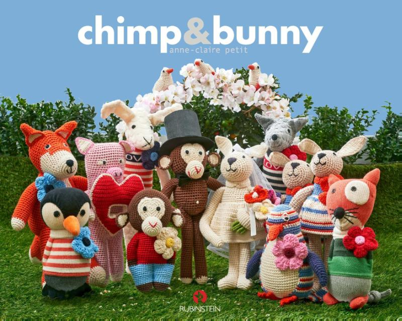 Cover Chimp & Bunny
