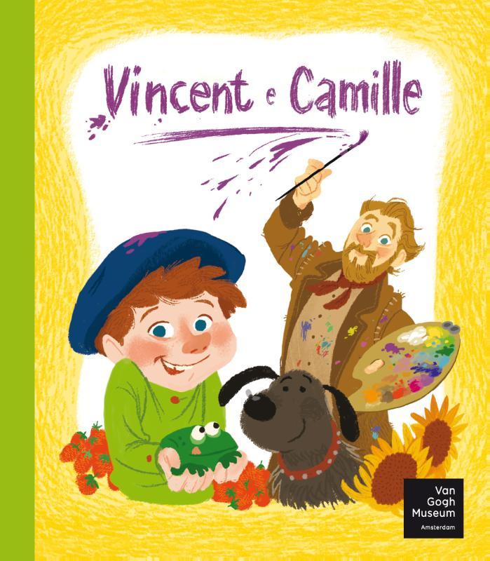 Cover Vincent e Camille