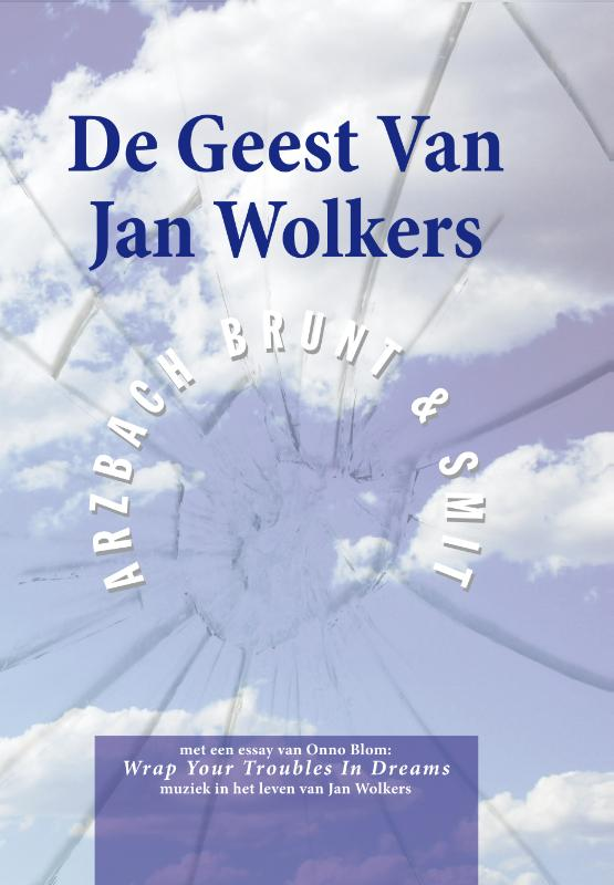 Cover De Geest van Jan Wolkers